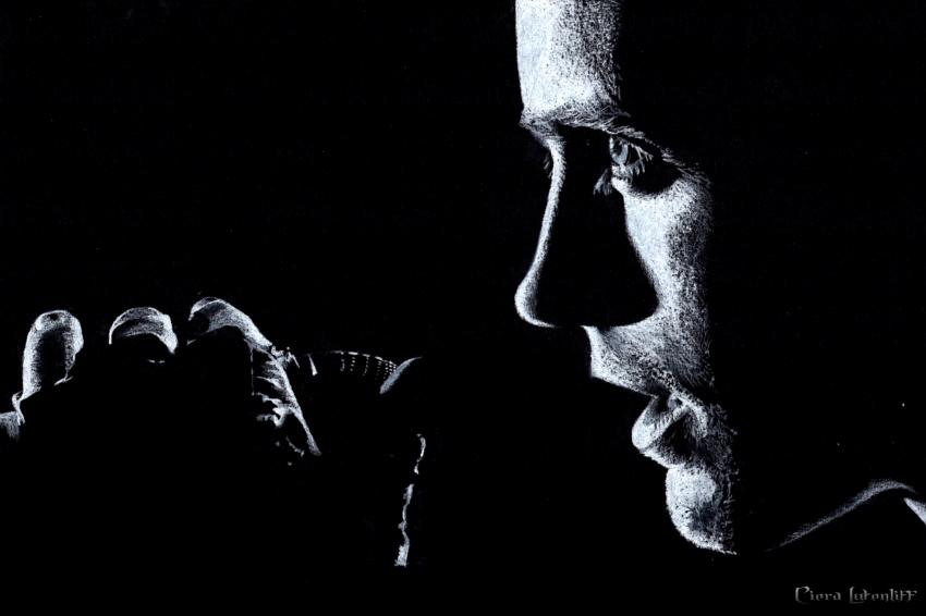 Jared Leto by Jodylinn